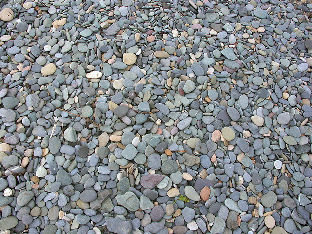 """""""Small Stones"""" © paraflyer; Creative Commons license"""