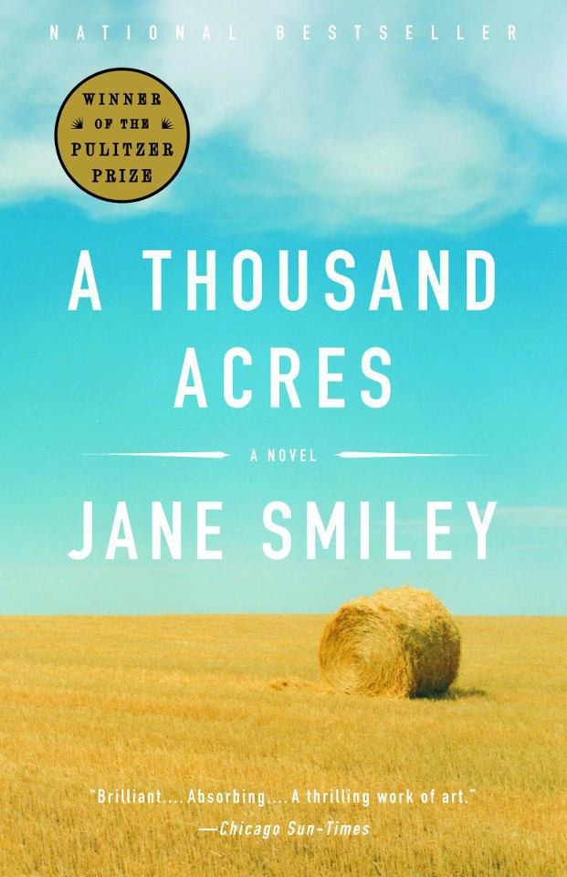 A Thousand Acres book cover