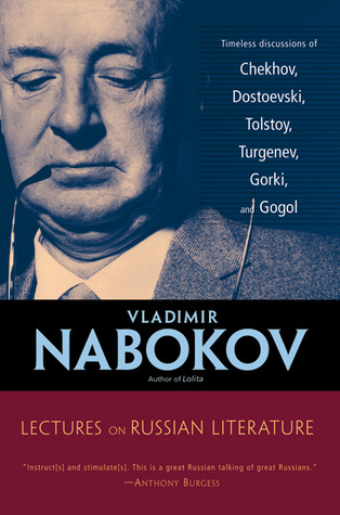 Lectures on Russian Literature book cover