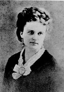 Kate Chopin in 1894; Public Domain