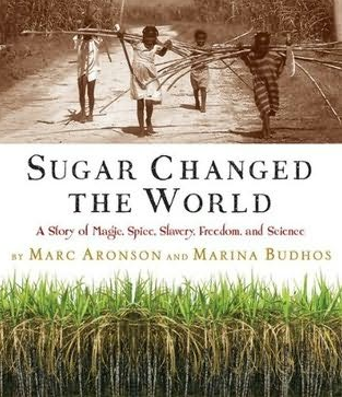 """""""Sugar Changed the World"""" cover"""