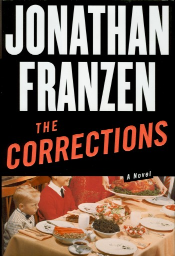 The Corrections book cover