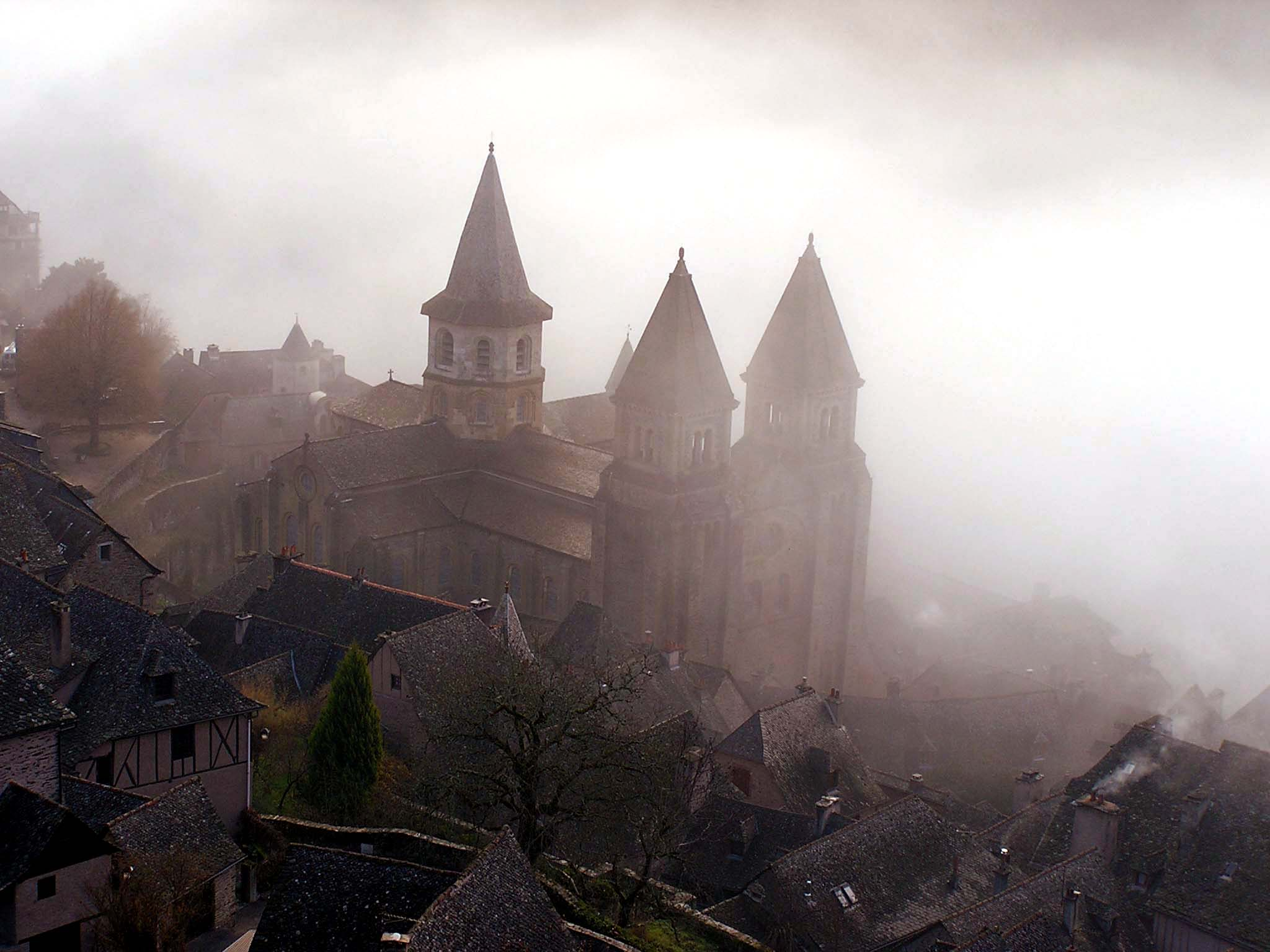 """""""Conques"""" © stephrox; Creative Commons license"""