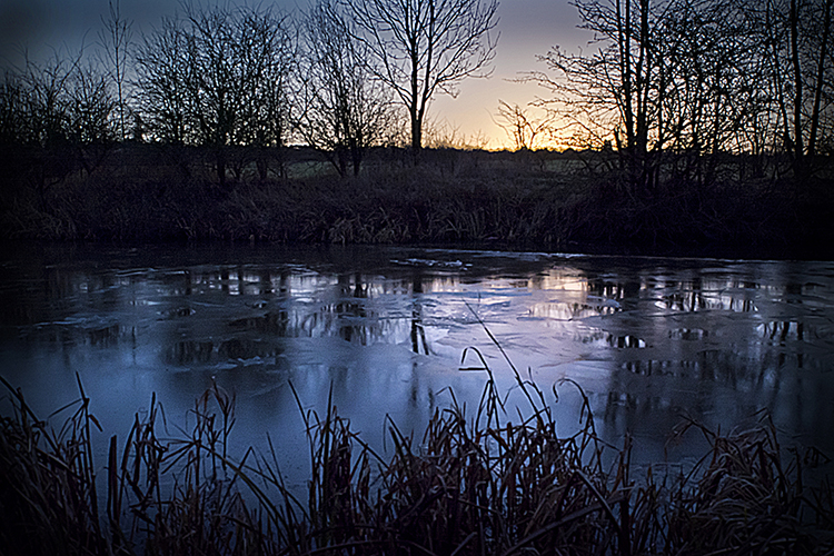 """Frozen"" © AJC Photography; Creative Commons license"