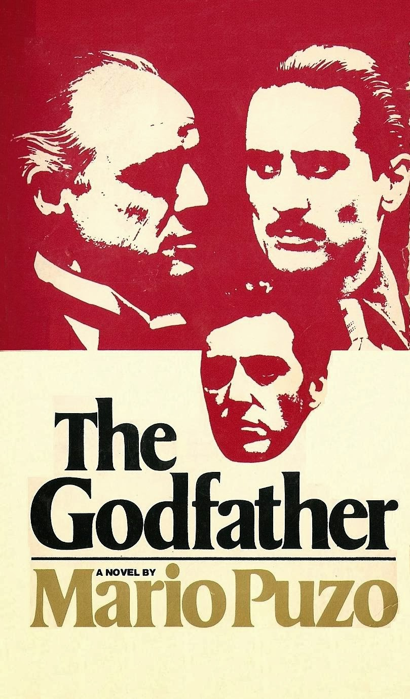 The Godfather book cover
