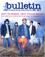 The Bulletin book cover