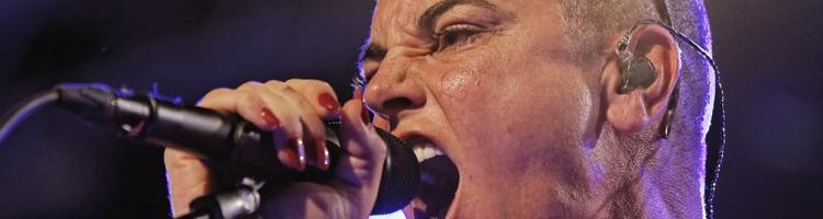 Sinead O'Connor at Festival de Cornouaille, 2014 © Thesupermat; Creative Commons license